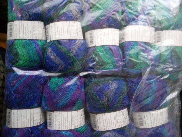 Noro Silk Garden Sock shade 8 1