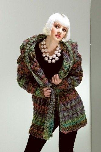 Noro Style Book by Jenny Watson 12