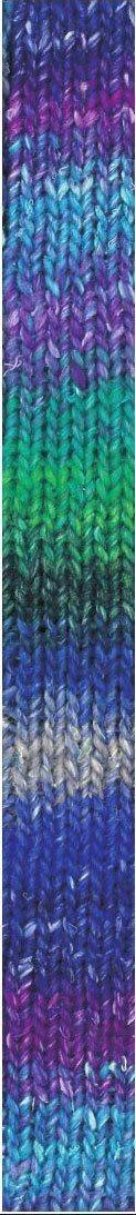 Noro Silk Garden Sock shade 8 4