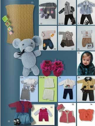 Lanas Stop Baby Book 113