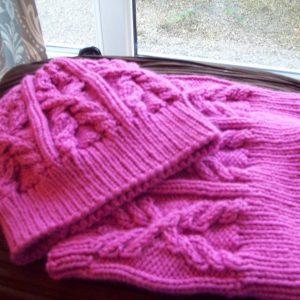Wheatsheaf Hat Pattern