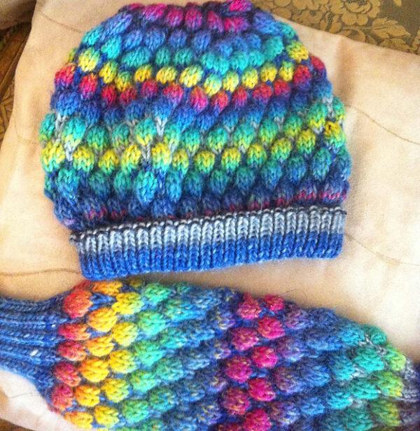 Fabulous Festival Hat Pattern 1