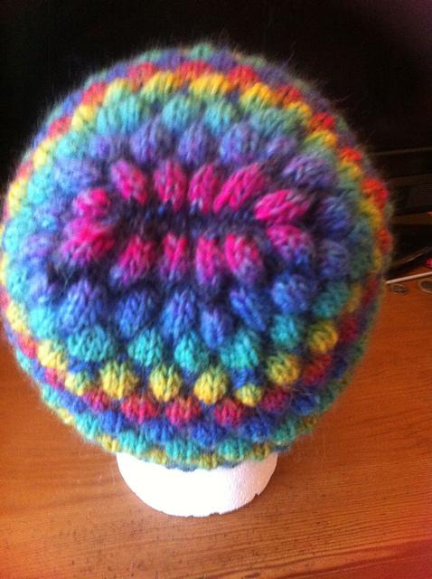 Fabulous Festival Hat Pattern 2