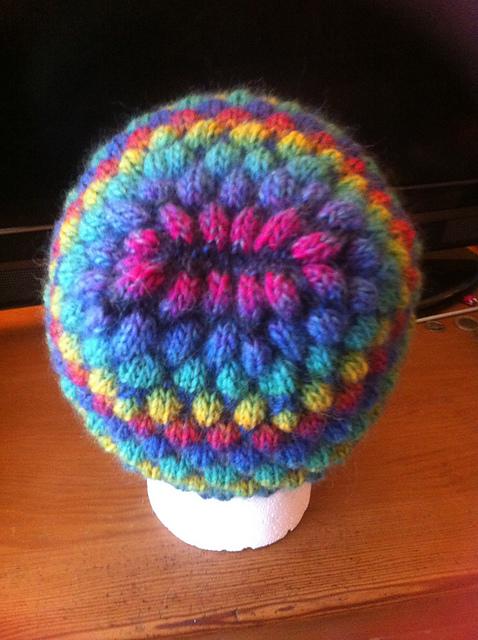 Fabulous Festival Hat Pattern 3