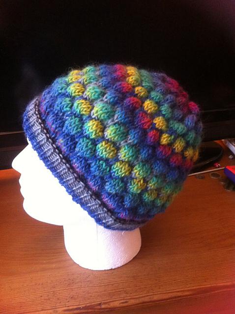 Fabulous Festival Hat Pattern