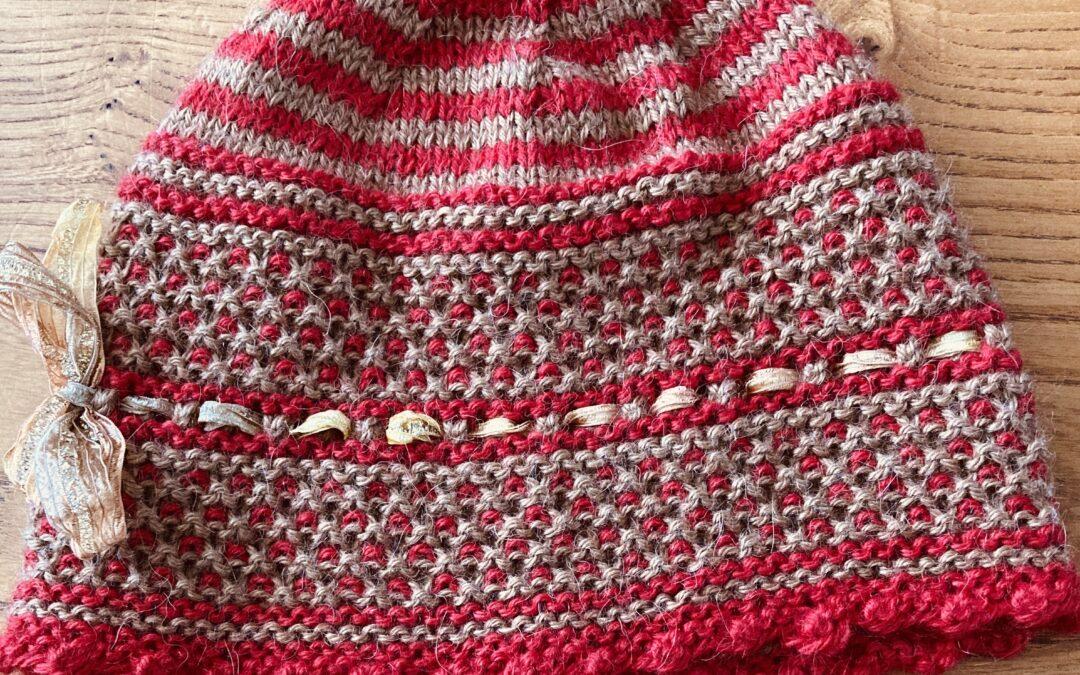 Mesmerizing Mosaic Knitting or Stranded Colour Work?