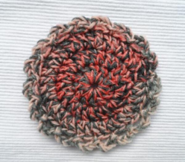 Jacqui's Easy Coasters Crochet Pattern