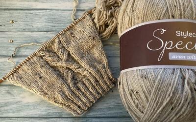 Wondrous Wheatsheaf Sweater pattern planning 2021